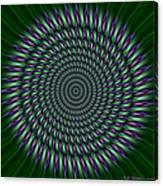 Joker Mandala Canvas Print