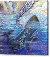 Jonah's Turning Point Canvas Print