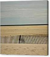 Jones Beach Canvas Print