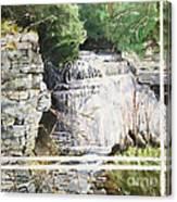 Jones Falls Canvas Print