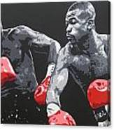 Jones Jr Vs Toney Canvas Print