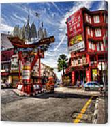 Jonker Walk Canvas Print