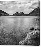 Jordan Pond Acadia National Park Maine. Canvas Print