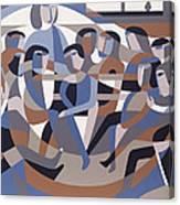 Jordan Quaker Meeting 2 Canvas Print