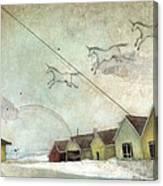 Jorge Regula Canvas Print