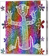 Jornada Rave II Canvas Print