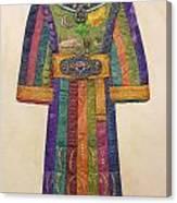 Josef's Coat Canvas Print