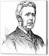 Joseph Bell (1837-1911) Canvas Print