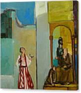 Joseph Sent To His Brothers Canvas Print