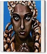 Josephine Baker Canvas Print