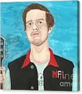 Josh Aldridge Canvas Print