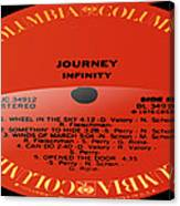 Journey - Infinity Side 2 Canvas Print