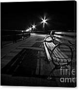 Journey Into Darkness Canvas Print