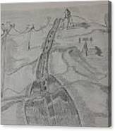 Journey Of Life Canvas Print