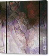 Journey triptych Canvas Print
