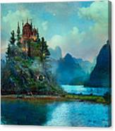 Journeys End Canvas Print