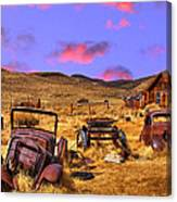 Journey's End Canvas Print