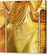 Joy Faith Hope Love II Canvas Print