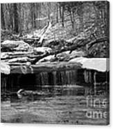 Joy Falls Kentucky  Canvas Print