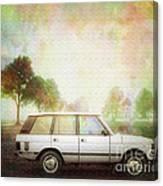Joys Of Refined Motoring  Canvas Print