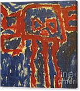 J's Interpretation Canvas Print
