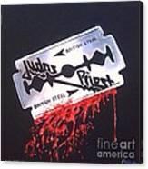 Judas Priest Canvas Print