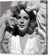 Judy Garland Mgm Publicity Photo Presenting Lily Mars Clarence Sinclair Bull Photo 1943-2014 Canvas Print