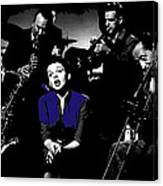 Judy Garland Singing The Man That Got Away A Star Is Born 1954-2014   Canvas Print