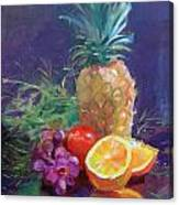 Juicy Fruit Canvas Print