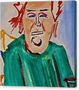 Julia Child Canvas Print