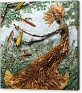 June Breeze Canvas Print
