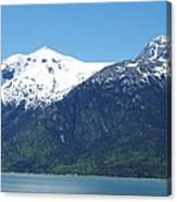 Juneau Port 2 Canvas Print