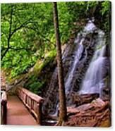 Juney Whank Falls Canvas Print