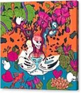 Jungle Fever 5 Canvas Print