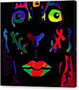 Jungle Man Canvas Print
