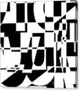 Junk Mail Canvas Print