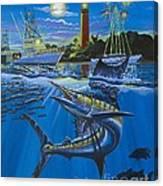 Jupiter Boat Parade Canvas Print