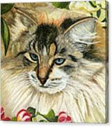 Just Chillin Canvas Print