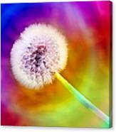Just Dandy Taste The Rainbow Canvas Print