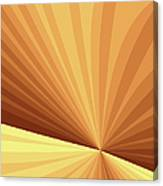 Just Graphic Canvas Print
