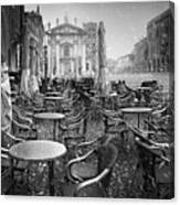 Just The Way I Dream My City #2 Canvas Print