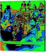 Jwinter #9 Enhanced Colors 1 Canvas Print