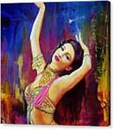 Kaatil Haseena Canvas Print