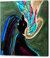 Kabuki Theatre Gone Wild Canvas Print