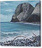 Kahakuloa Peak Maui Canvas Print