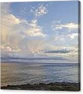 Kahoolawe View Canvas Print