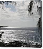 Kailua Beach Canvas Print