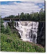 Kakabeka Falls Canvas Print