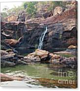 Kakadu Waterfall Canvas Print