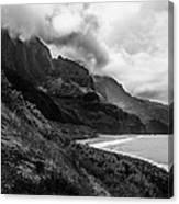Kalalau Trail Canvas Print